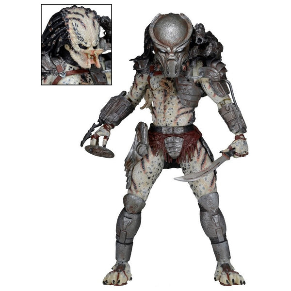 "Predator 7"" Scale Action Figure Series 16 - Ghost Predator - NECA - Woozy Moo - 1"