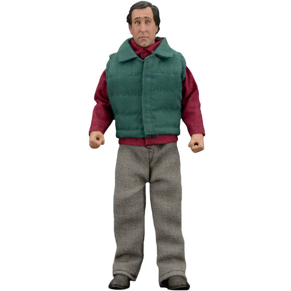 "Chainsaw Clark - National Lampoon's Christmas Vacation - 8"" Clothed Figure - NECA - Woozy Moo"