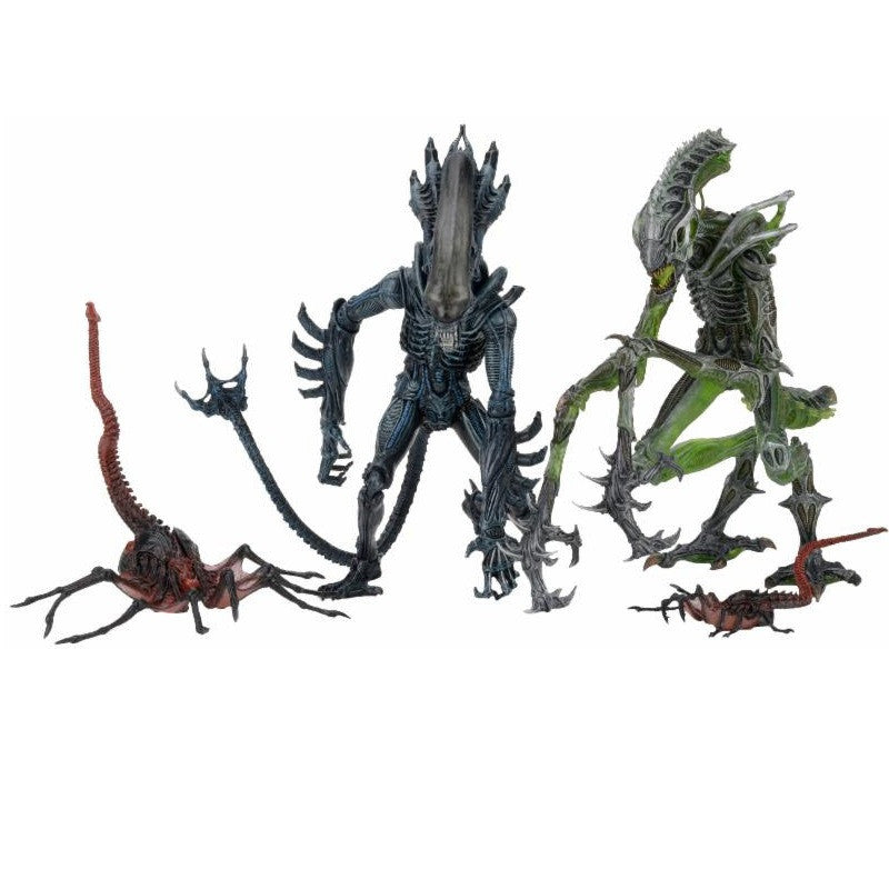 "Alien: 7"" Figure Series 10 - Set of 3 - NECA - Woozy Moo - 1"