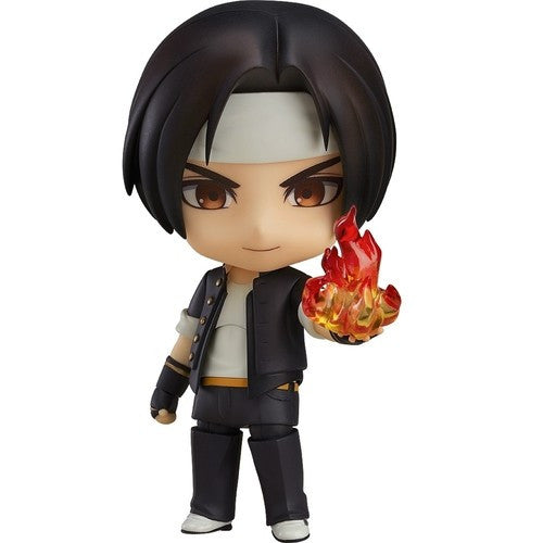 King of Fighters XIV: Kyo Kusanagi Nendoroid - Good Smile Company - Woozy Moo - 1