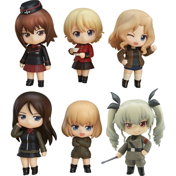 Nendoroid Petite - Girls und Panzer - Other High Schools Ver. - Good Smile Company - Woozy Moo