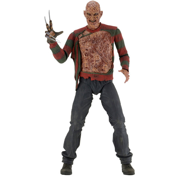 Nightmare on Elm Street - Dream Warrior Freddy 1/4 Scale Figure - NECA - Woozy Moo