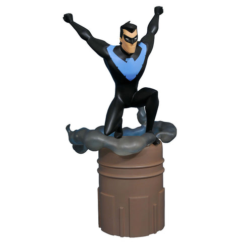 Nightwing Batman Animated 4 New Adventures DC Gallery PVC Diorama Figure (Dick Grayson)
