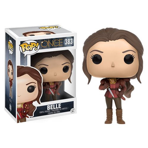 Once Upon a Time - Belle Pop! Vinyl Figure - Funko - Woozy Moo