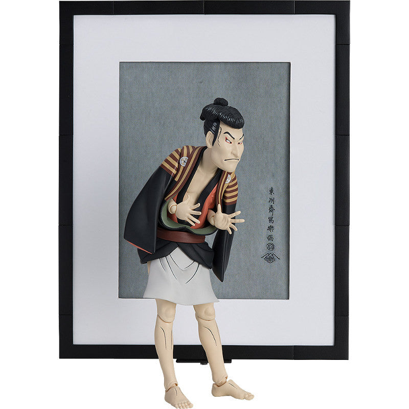Ōtani Oniji III as Yakko Edobei by Tōshūsai Sharaku | The Table Museum | figma | FREEing | Woozy Moo