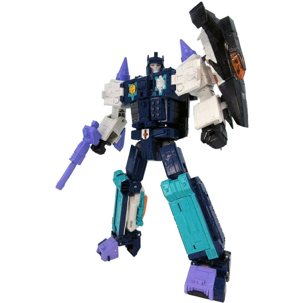 Overlord | Transformers Legends | LG-60 | Takara Tomy | Woozy Moo