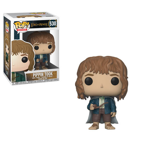 Pippin Took | The Lord of the Rings | POP! Movies Vinyl Figure 530 | Funko | Woozy Moo