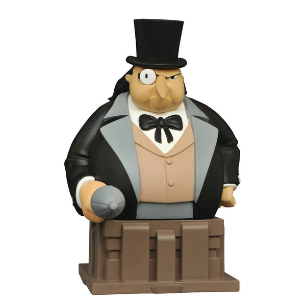 Penguin (Oswald Coblepot) - Batman: The Animated Series - Bust Limited Edition - Diamond Select Toys - Woozy Moo