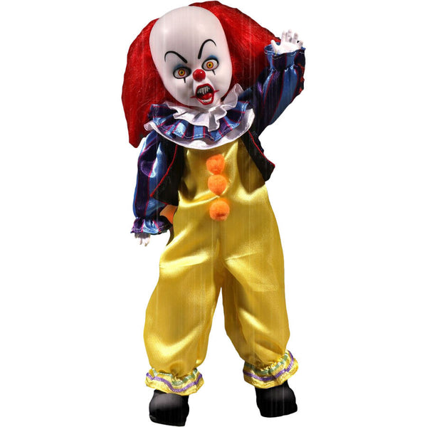 Pennywise | It (1990) | Living Dead Doll | Mezco Toyz | Woozy Moo