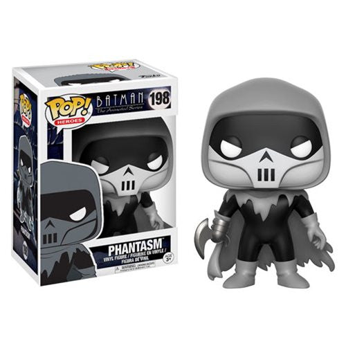 Phantasm - Batman: The Animated Series (DC) - Pop! Heroes Vinyl Figure - Funko - Woozy Moo