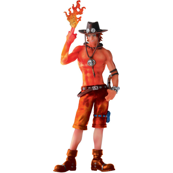 Portgas D. Ace (Burning Color Version) - One Piece - SCultures - Banpresto - Woozy Moo