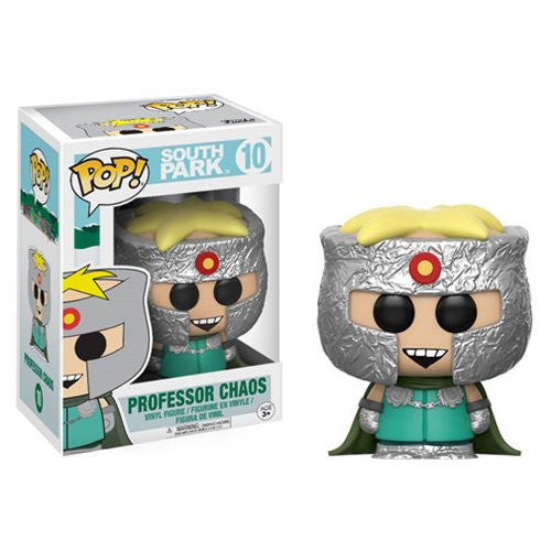 Professor Chaos | South Park | POP! Vinyl Figure | Funko | Woozy Moo