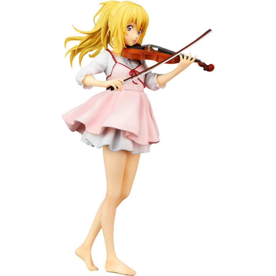 Miyazono Kaori - Shigatsu wa Kimi no Uso (Kimiuso, April is Your Lie, Your Lie in April) - 1:7 (1/7) scale figure - Pulchra - Woozy Moo