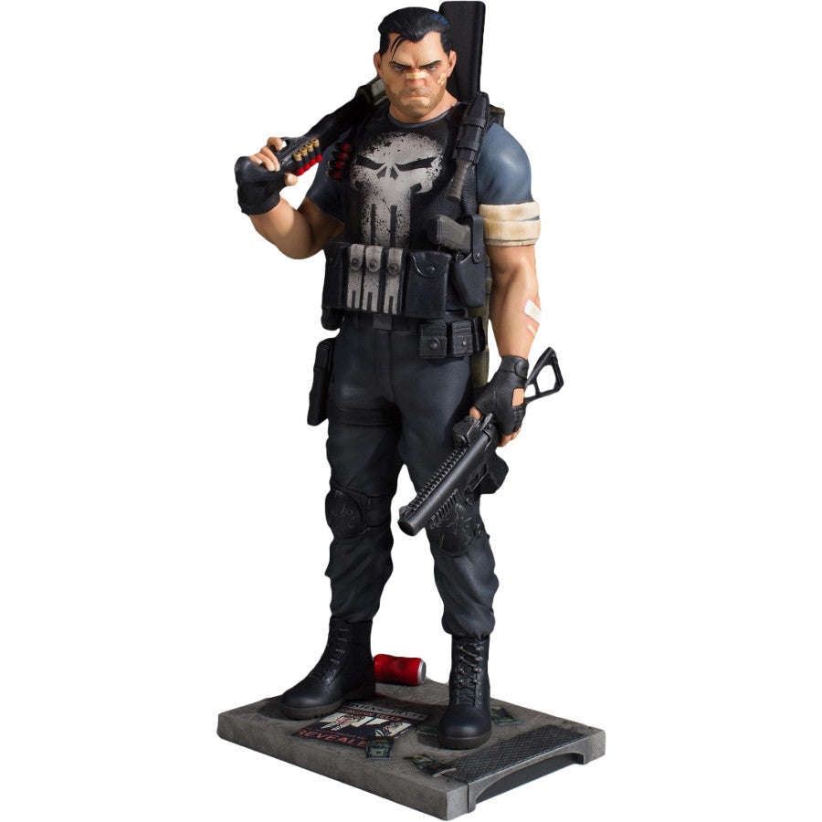 Punisher - Marvel - Collector's Gallery Statue - Gentle Giant - Woozy Moo