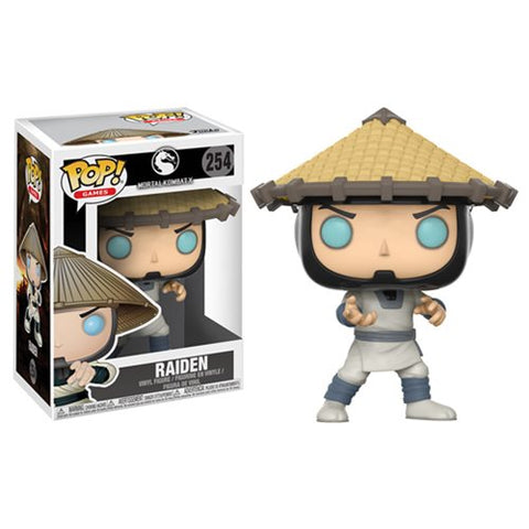 Raiden Pop Games Vinyl Figure 254 (Rayden)