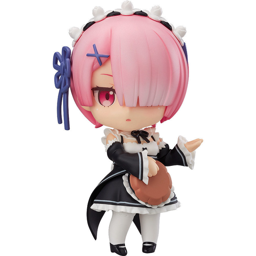 Re:ZERO Starting Life in Another World - Ram Nendoroid - Good Smile Company - Woozy Moo - 1