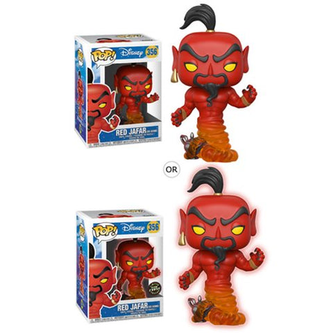 Jafar Genie Disney Aladdin Pop Vinyl Figure 356 (Chance of Chase)