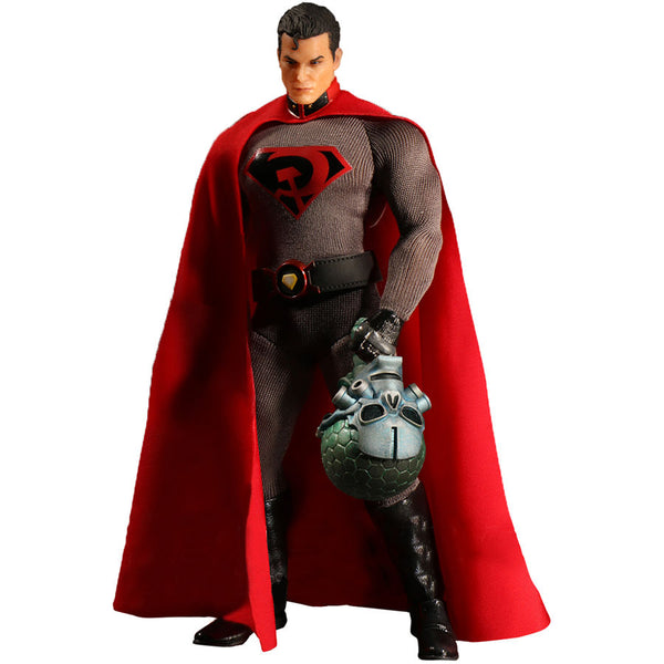 Red Son Superman (Exclusive) | DC Comics | One:12 Collective | Mezco Toyz | Woozy Moo