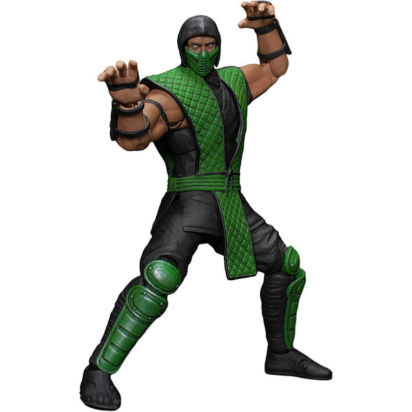 Reptile (Klassic) - Mortal Kombat - 1/12 Scale Action Figure - Storm Collectibles - Woozy Moo