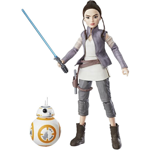 Rey BB-8 Star Wars Forces of Destiny Adventure Figure Friend 2-Pack