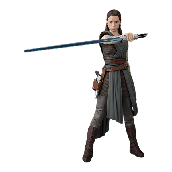 Rey (The Last Jedi) | Star Wars Episode VIII The Last Jedi | S.H.Figuarts | Bandai Tamashii Nations | Woozy Moo