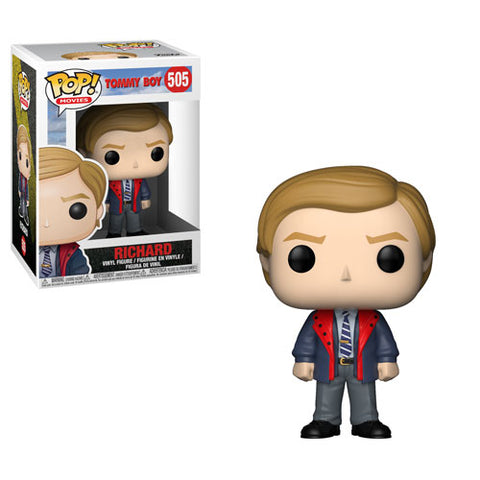Richard POP! Movies Tommy Boy Vinyl Figure 505