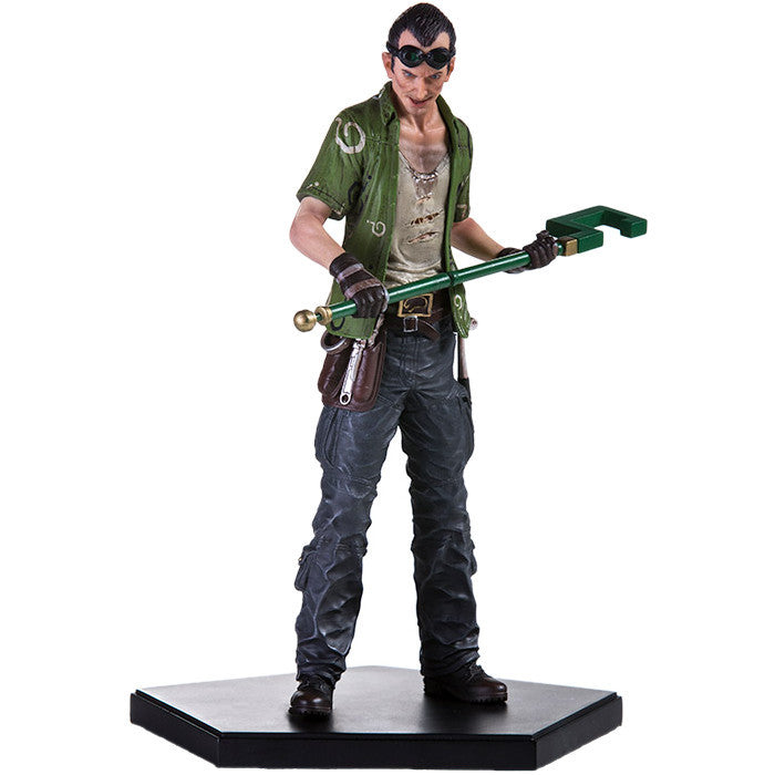 The Riddler | Batman: Arkham Knight | Art Scale 1/10 Statue | Iron Studios | Woozy Moo
