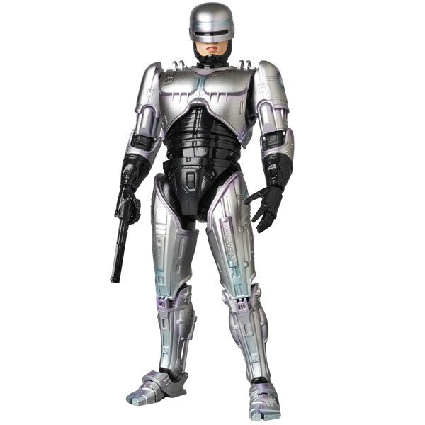 RoboCop (Peter Weller as Officer Alex J. Murphy) | RoboCop (1987) | MAFEX No. 067 | MEDICOM TOY | Woozy Moo