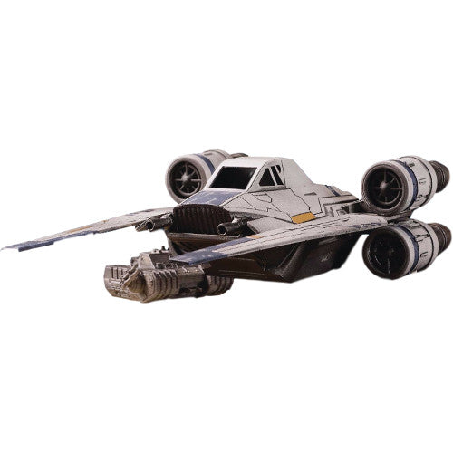 Star Wars Rogue One - U-Wing Magnetic Floating Version PX (EAA-027) - Exclusive - Beast Kingdom - Woozy Moo - 1