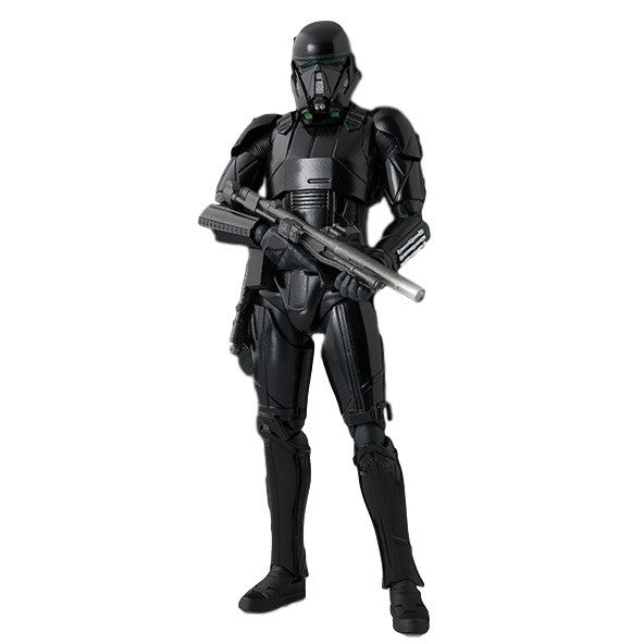 Star Wars Rogue One: Imperial Death Trooper - S.H. Figuarts - Bandai - Woozy Moo - 1