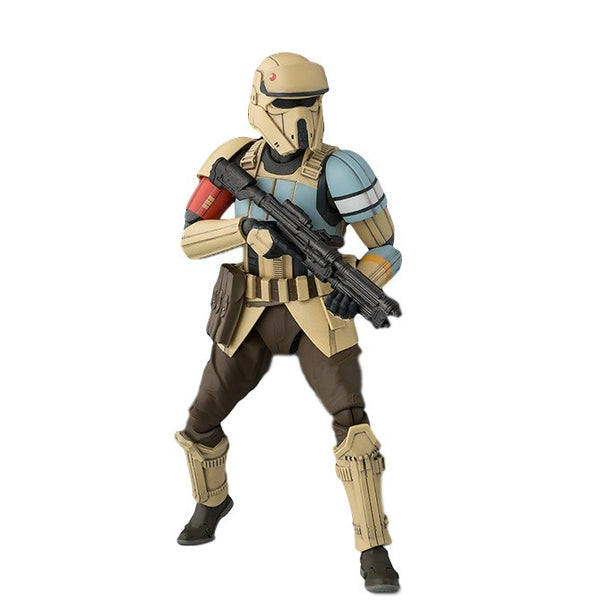 Star Wars Rogue One: Imperial/Scarif Shoretrooper- S.H. Figuarts - Bandai - Woozy Moo - 1