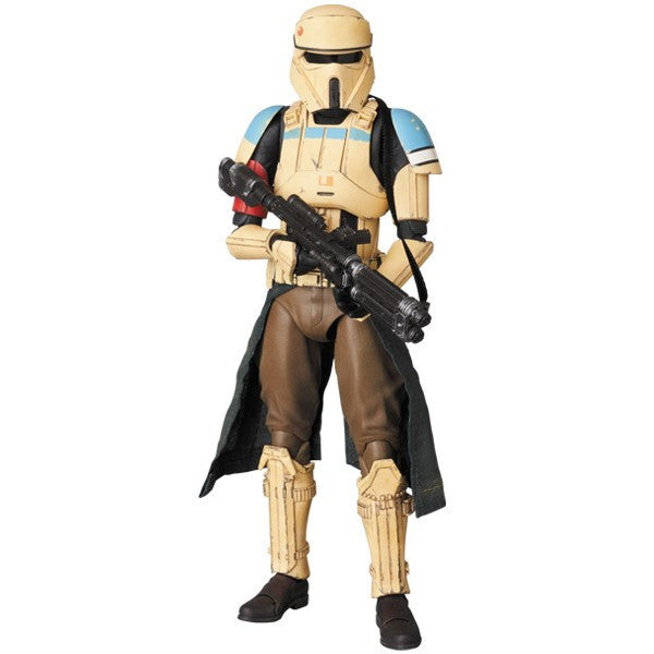 Shore Trooper | Star Wars: Rogue One | MAFEX No. 046 (Miracle Action Figure) | Medicom | Woozy Moo