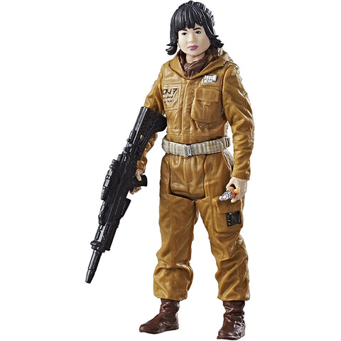 "Rose Star Wars The Last Jedi Force Link 3.75"" Action Figure"
