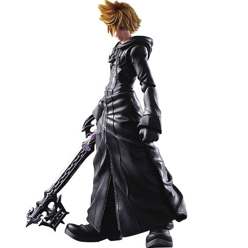 Kingdom Hearts II - Play Arts Kai Disney - Roxas (Organization XIII) - Square Enix - Woozy Moo - 1