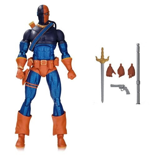 "DC Comics Icons Deathstroke - The Judas Contract 6"" Figure - DC Collectibles - Woozy Moo"