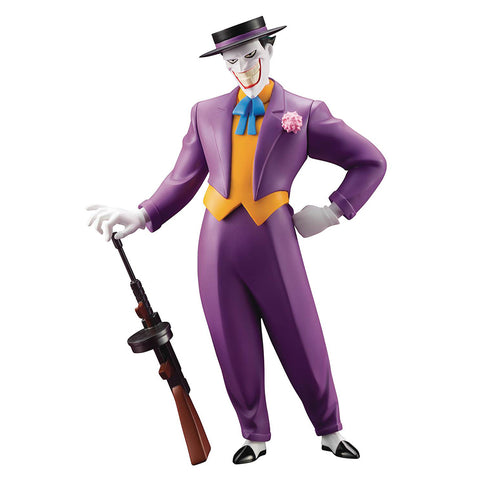 Joker - Batman The Animated Series - ArtFX+ 1/10 Scale Statue