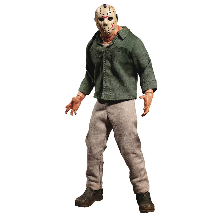 Jason Voorhees from Friday The 13th Part 3 One:12 Collective