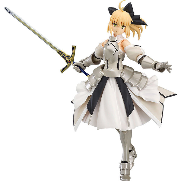 Saber/Altria Pendragon [Lily] (Saber Lily Arthuria) - Fate/Grand Order - figma 350 - Max Factory - Woozy Moo