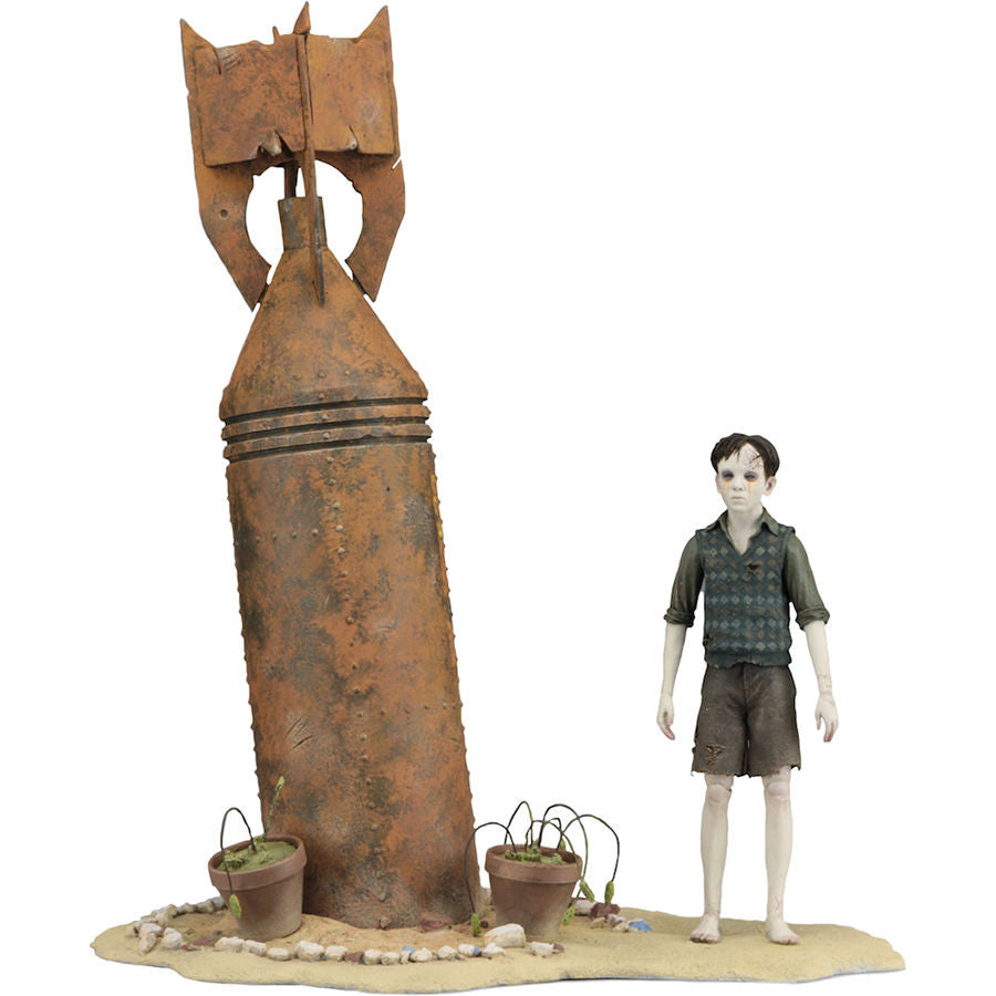 "Santi (The Devil's Backbone) | Guillermo del Toro Signature Collection | 7"" Scale Action Figure 