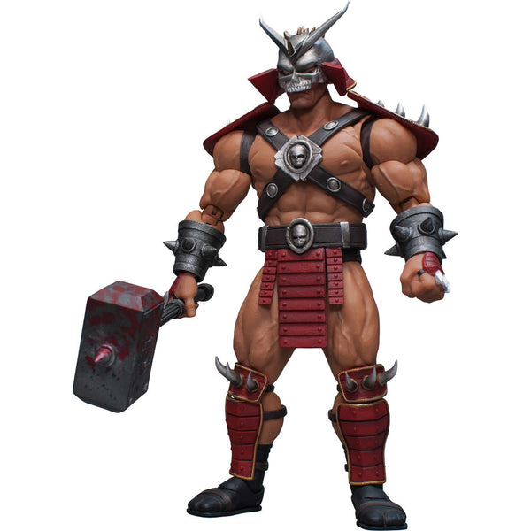 Shao Kahn | Mortal Kombat | 1:12 Scale Action Figure | Storm Collectibles | Woozy Moo