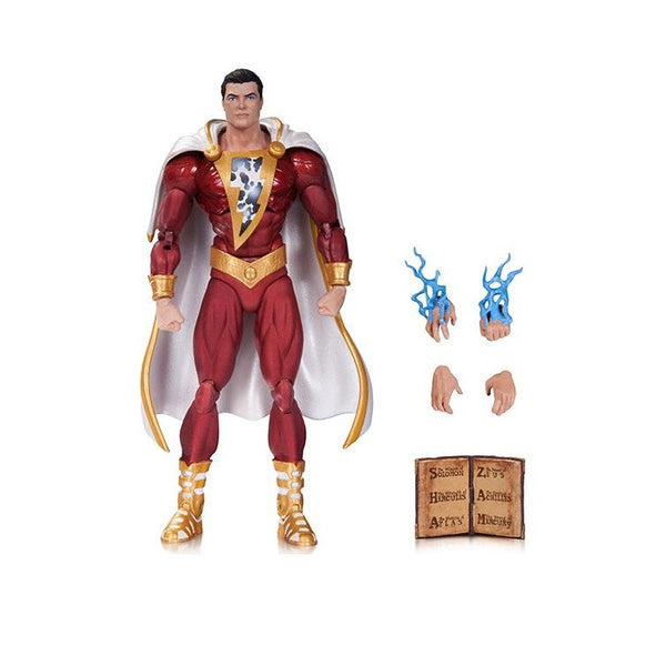 "DC Comics Icons - Shazam 6"" Figure - DC Collectibles - Woozy Moo"