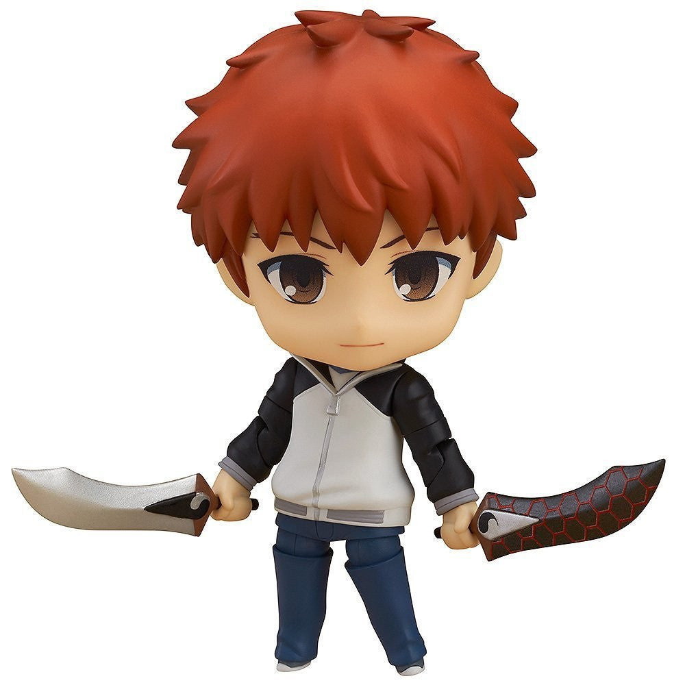 Fate/Stay Night: Shirou Emiya Nendoroid - Good Smile Company - Woozy Moo - 1