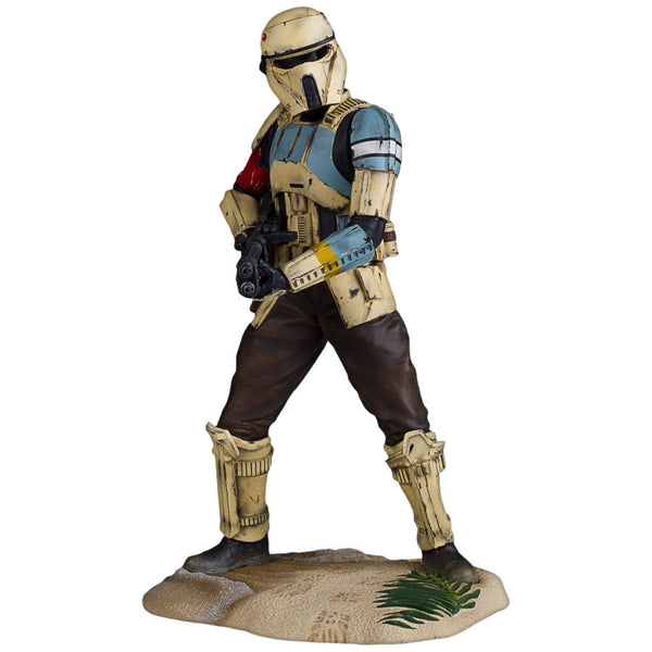 Shoretrooper - Rogue One: A Star Wars Story - Collector's Gallery Statue - Gentle Giant - Woozy Moo
