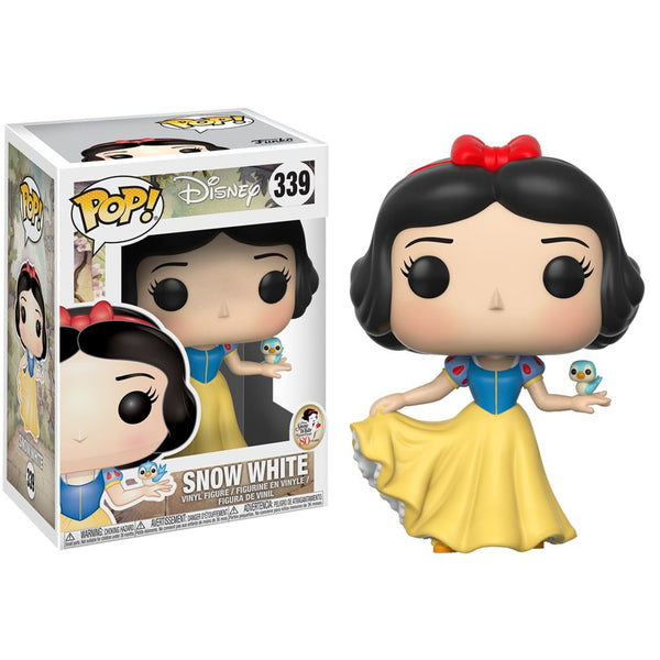 Snow White | Snow White and the Seven Dwarfs (1937) | POP! Disney Vinyl Figure 339 | Funko | Woozy Moo