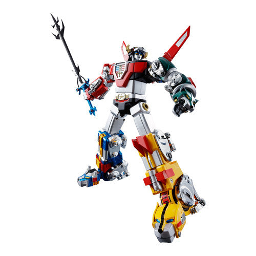 Voltron: Defender of the Universe - GX-71 Voltron - Soul of Chogokin - Bandai - Woozy Moo - 1