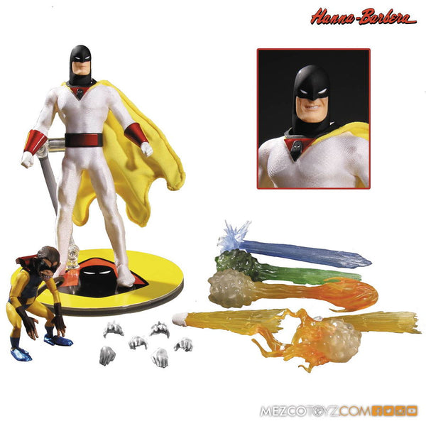 Space Ghost | Hanna-Barbera | One:12 Collective | Mezco Toyz | Woozy Moo