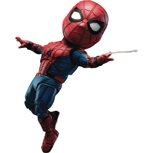 Spider-Man | Spider-Man: Homecoming (Marvel Cinematic Universe) | EAA-051 EGG attack Action Figure | Beast Kingdom | Woozy Moo