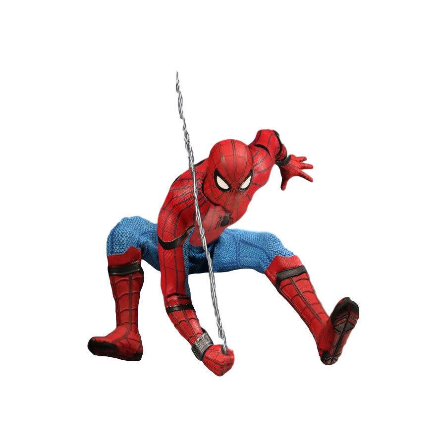Spider-Man: Homecoming  | Marvel Cinematic Universe (MCU) | One:12 Collective | Mezco Toyz | Woozy Moo
