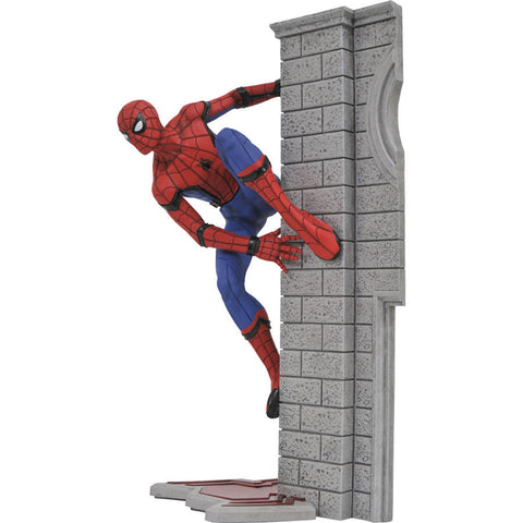 Spider-Man Homecoming Marvel Gallery PVC Diorama Figure
