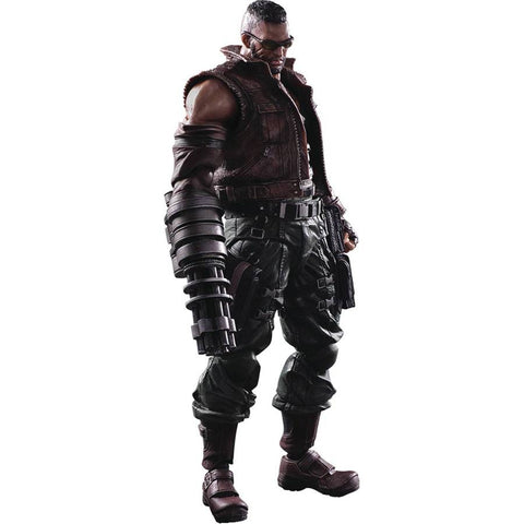 Final Fantasy VII Remake Barret Wallace Play Arts Kai